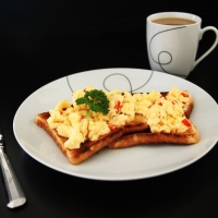 A delicious breakfast from Citywalk Motor Inn