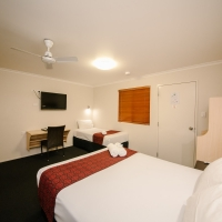 Citywalk 4 Star Twin Room